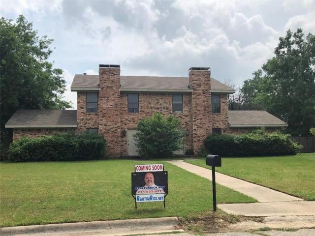 2308 Birchbrook Court, Denton, TX 76205 (MLS #14094034) :: Real Estate By Design