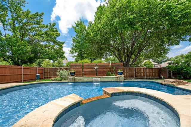 2733 Silver Maple Court, Flower Mound, TX 75028 (MLS #14094041) :: Team Tiller