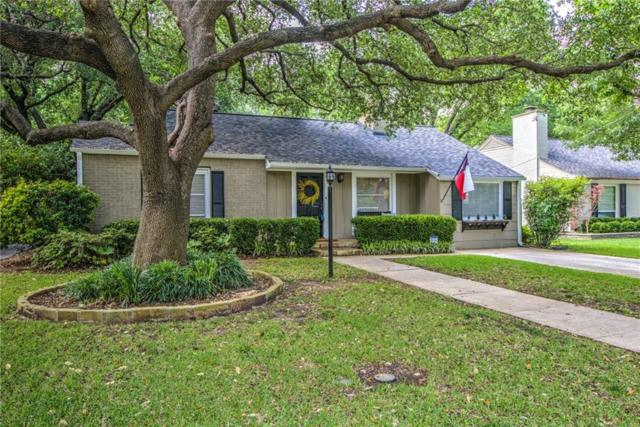 6429 Malvey Avenue, Fort Worth, TX 76116 (MLS #14094046) :: The Mitchell Group