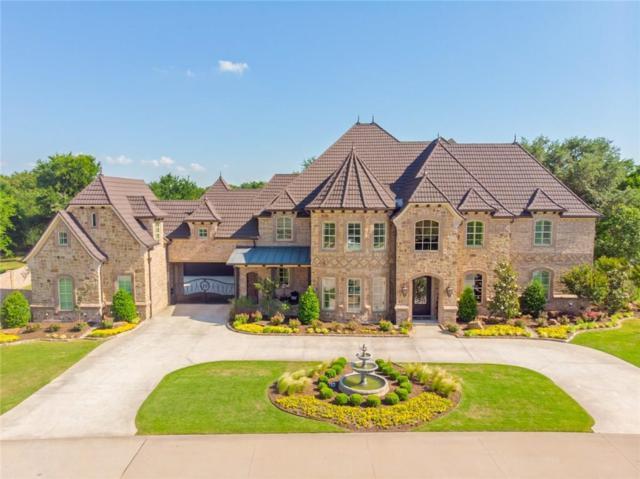 12809 Villa Milano Drive, Fort Worth, TX 76126 (MLS #14094051) :: Team Hodnett