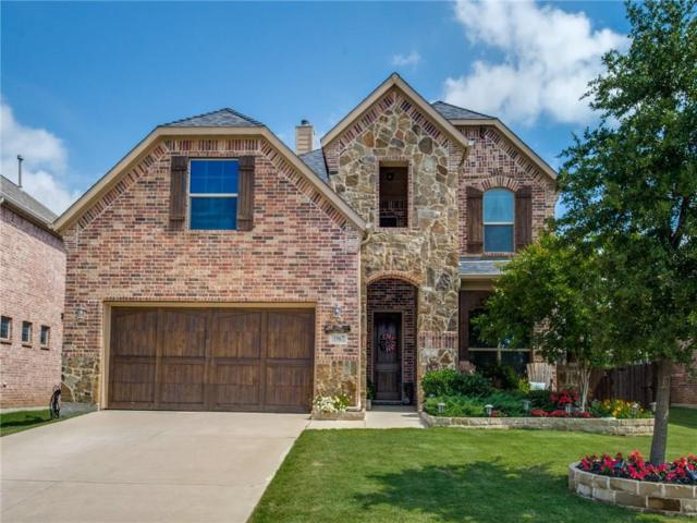 1967 Sundown Drive, Little Elm, TX 75068 (MLS #14094062) :: The Good Home Team