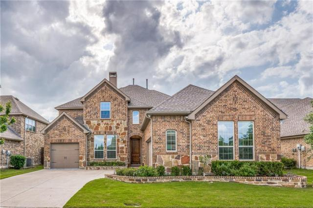 8659 Ledge Drive, Frisco, TX 75036 (MLS #14094067) :: Real Estate By Design