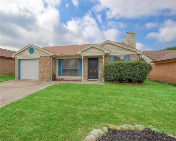 4202 Green Acres Circle, Arlington, TX 76017 (MLS #14094075) :: Robinson Clay Team