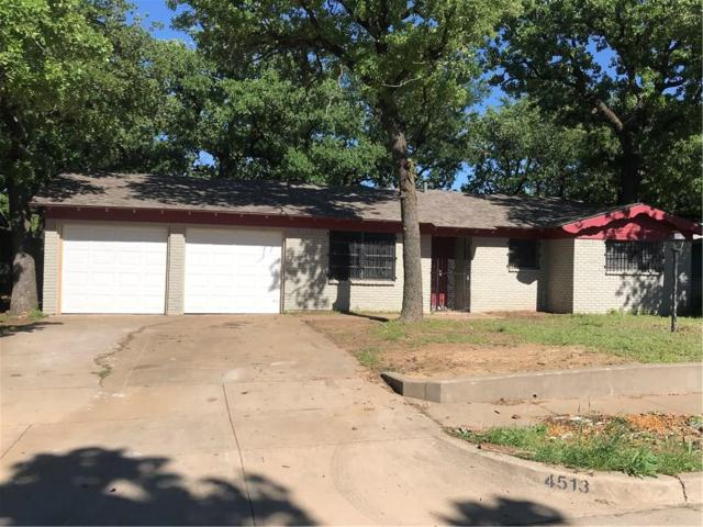 4513 S Hughes Avenue, Fort Worth, TX 76119 (MLS #14094076) :: Real Estate By Design