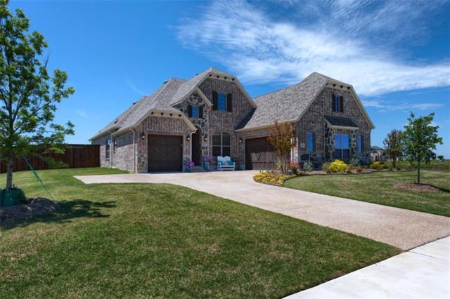 1133 Macgregor Lane, Gunter, TX 75058 (MLS #14094081) :: All Cities Realty