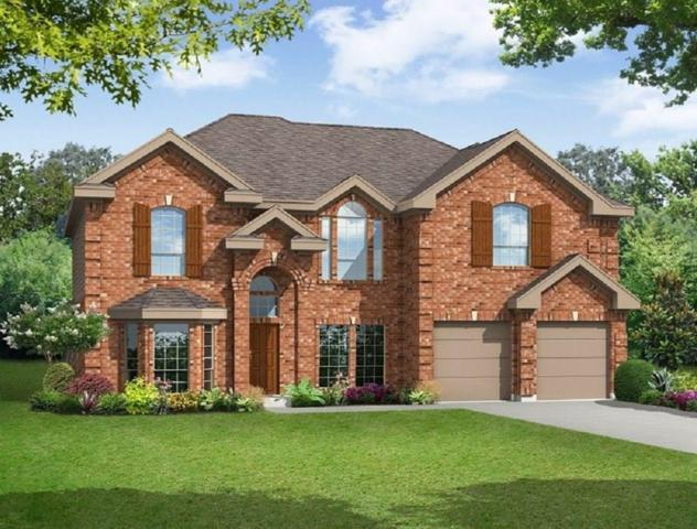 1460 Benavites Drive, Little Elm, TX 75068 (MLS #14094082) :: The Good Home Team