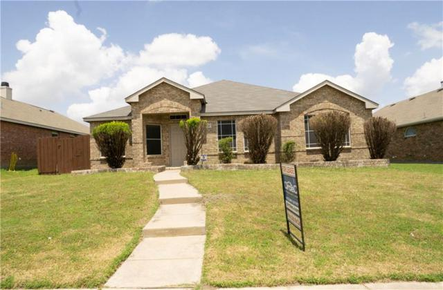 1221 Flower Ridge Drive, Lancaster, TX 75134 (MLS #14094087) :: Roberts Real Estate Group