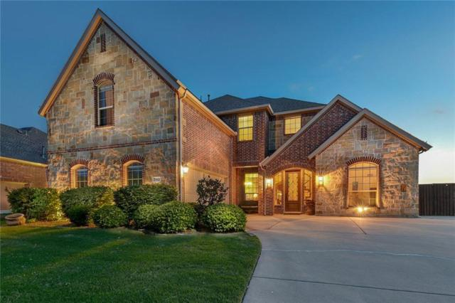 240 Wilson Drive, Prosper, TX 75078 (MLS #14094096) :: The Star Team | JP & Associates Realtors