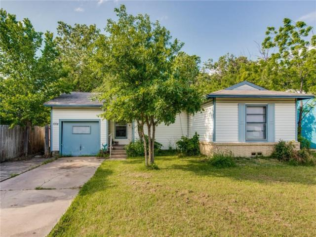 1004 Cordell Street, Denton, TX 76201 (MLS #14094102) :: The Good Home Team