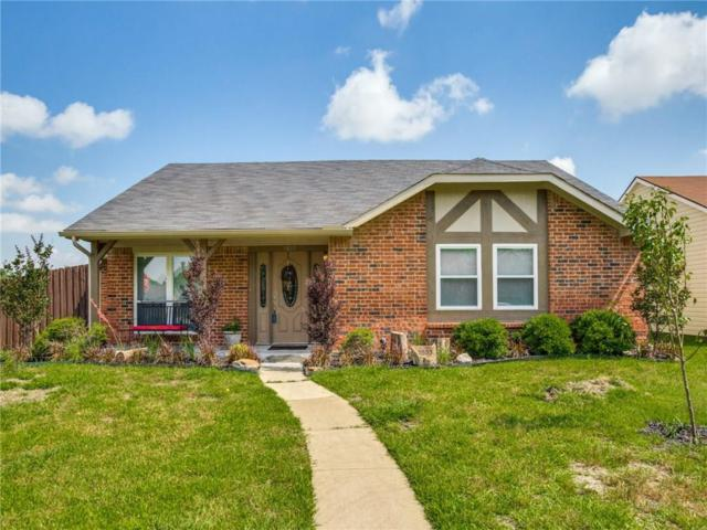 5800 Truitt Circle, The Colony, TX 75056 (MLS #14094122) :: McKissack Realty Group
