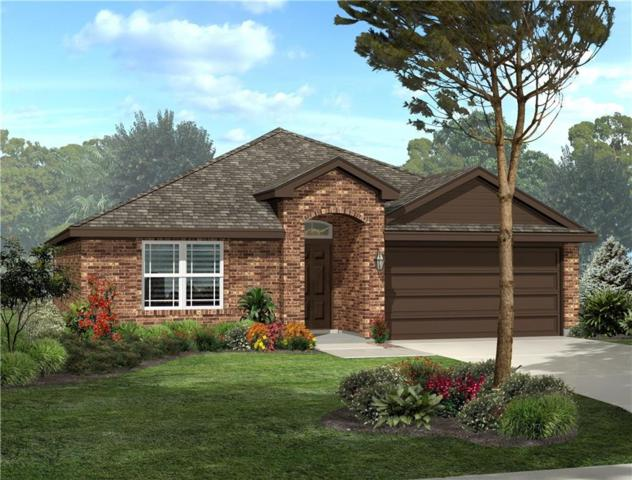 853 Wylie Street, Crowley, TX 76036 (MLS #14094132) :: The Mitchell Group