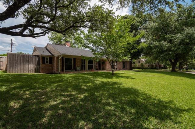 1214 Cherokee Drive, Richardson, TX 75080 (MLS #14094135) :: Team Tiller