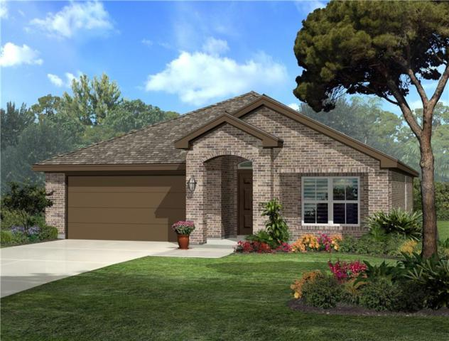816 Rutherford Drive, Crowley, TX 76036 (MLS #14094140) :: The Mitchell Group