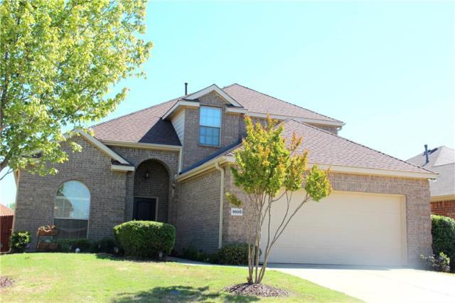 9509 Crooked Cat Drive, Mckinney, TX 75072 (MLS #14094145) :: Kimberly Davis & Associates