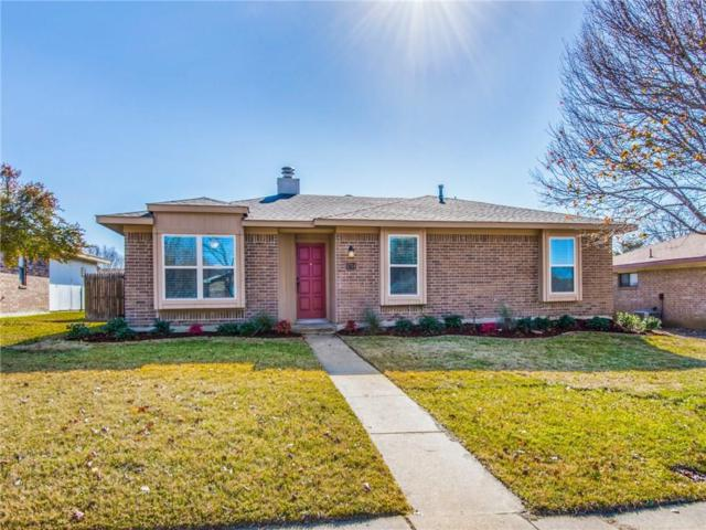 1734 Clydesdale Drive, Lewisville, TX 75067 (MLS #14094146) :: Magnolia Realty