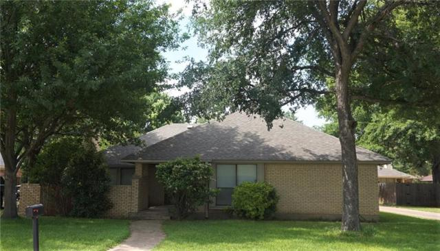 1105 Meadow Crest Lane, Mansfield, TX 76063 (MLS #14094151) :: The Tierny Jordan Network