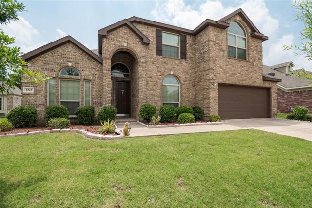 2243 Talon Street, Grand Prairie, TX 75052 (MLS #14094152) :: The Heyl Group at Keller Williams
