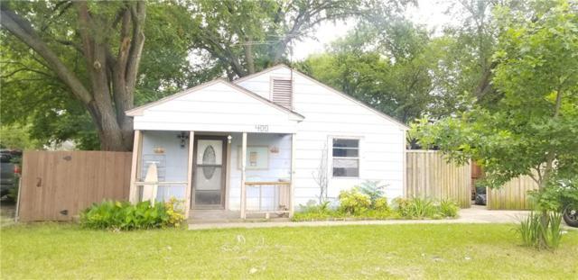 400 W Avenue D, Garland, TX 75040 (MLS #14094170) :: The Good Home Team