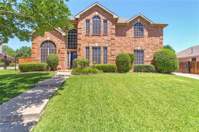403 Mineral Springs Court, Keller, TX 76248 (MLS #14094173) :: The Tierny Jordan Network