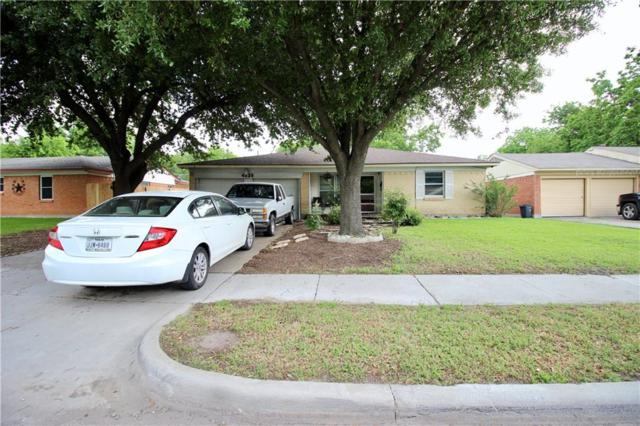 4530 Sandra Lynn Drive, Mesquite, TX 75150 (MLS #14094196) :: Robbins Real Estate Group
