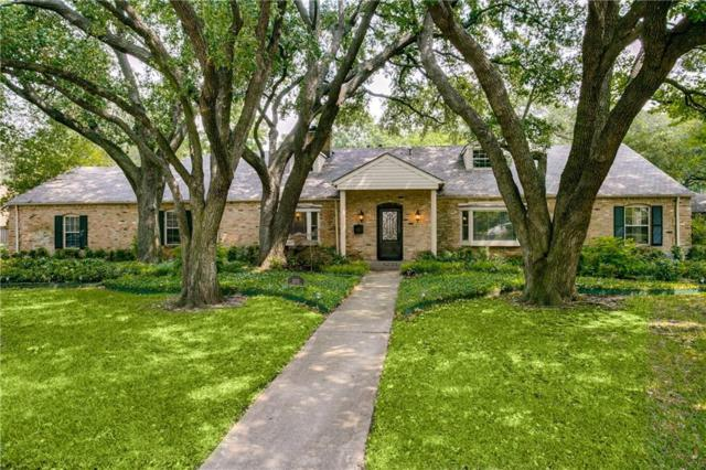 5225 Preston Haven Drive, Dallas, TX 75229 (MLS #14094226) :: NewHomePrograms.com LLC