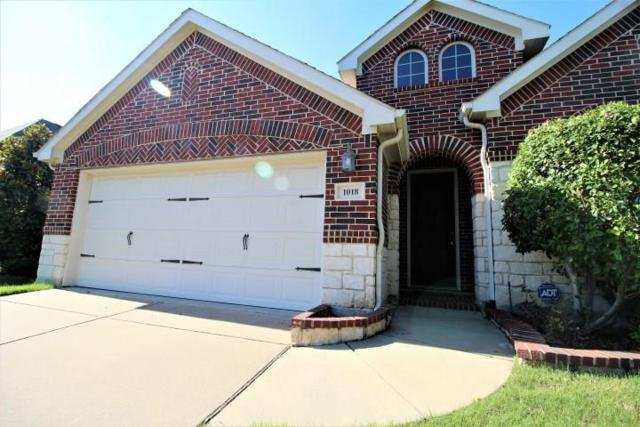 1018 Brigham Drive, Forney, TX 75126 (MLS #14094227) :: The Real Estate Station