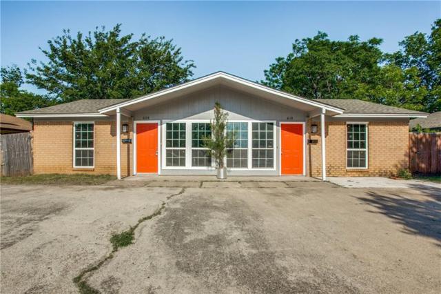 608 N Oak Street, Arlington, TX 76011 (MLS #14094232) :: The Mitchell Group