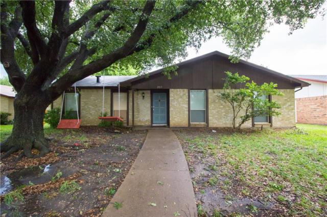 2813 Ripplewood Drive, Garland, TX 75044 (MLS #14094240) :: Camacho Homes