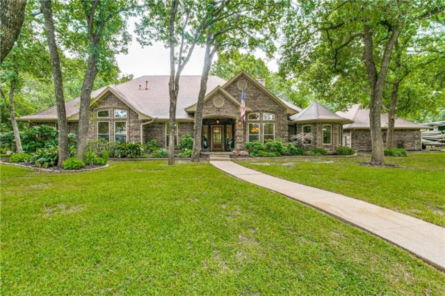 6601 Emerald Drive, Colleyville, TX 76034 (MLS #14094256) :: The Tierny Jordan Network