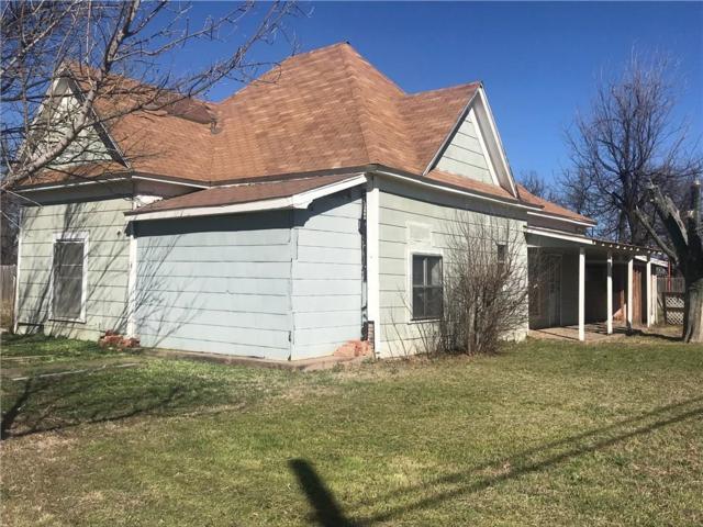 512 SE 2nd Street, Knox City, TX 79529 (MLS #14094263) :: Team Hodnett