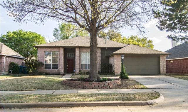 737 Paisley Drive, Flower Mound, TX 75028 (MLS #14094272) :: All Cities Realty