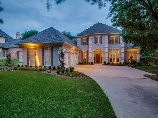 1107 Fontaine Drive, Southlake, TX 76092 (MLS #14094281) :: Robinson Clay Team