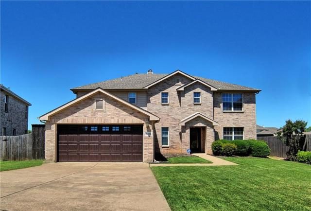 4202 Bayside Court, Arlington, TX 76016 (MLS #14094302) :: Team Tiller