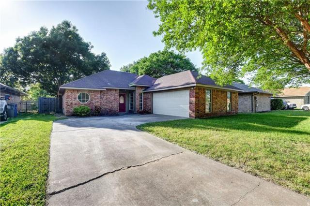 205 N Winding Oaks Drive, Wylie, TX 75098 (MLS #14094326) :: Hargrove Realty Group