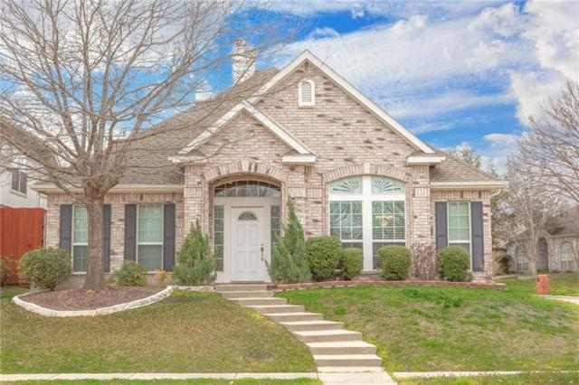 834 Heritage Parkway S, Allen, TX 75002 (MLS #14094342) :: The Good Home Team