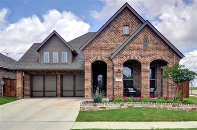 3023 Newsom Ridge Drive, Mansfield, TX 76063 (MLS #14094400) :: The Mitchell Group