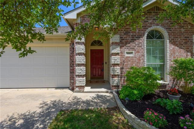 9805 Garden Court, Denton, TX 76226 (MLS #14094458) :: The Mitchell Group