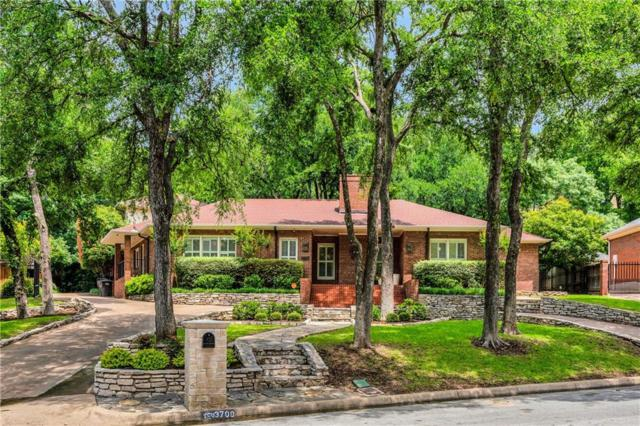 3709 Black Canyon Road, Fort Worth, TX 76109 (MLS #14094461) :: The Mitchell Group