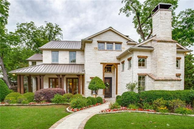 2727 Lovers Lane, University Park, TX 75225 (MLS #14094494) :: Baldree Home Team