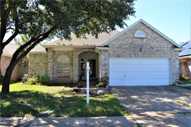 2977 Salado Trail, Fort Worth, TX 76118 (MLS #14094517) :: RE/MAX Town & Country