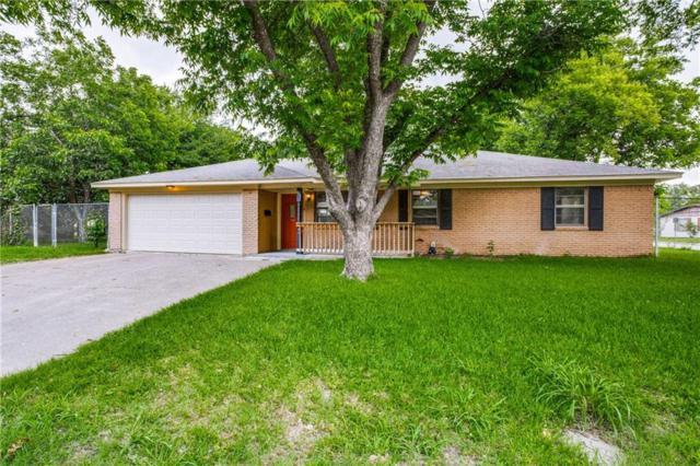 403 E 5th Street, Kaufman, TX 75142 (MLS #14094518) :: NewHomePrograms.com LLC