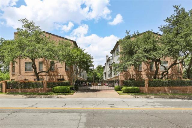 6303 Richmond Avenue #205, Dallas, TX 75214 (MLS #14094540) :: Van Poole Properties Group