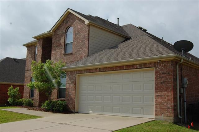 3048 Morning Star Drive, Little Elm, TX 75068 (MLS #14094547) :: Team Tiller