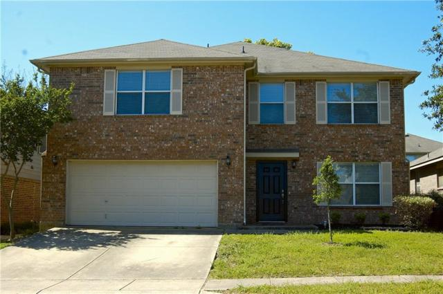 4820 Trail Hollow Drive, Fort Worth, TX 76244 (MLS #14094551) :: The Kimberly Davis Group