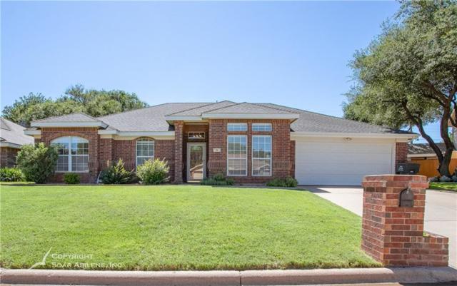 16 High Life Circle, Abilene, TX 79606 (MLS #14094577) :: The Heyl Group at Keller Williams