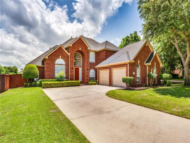 4805 Virginia Woods Drive, Mckinney, TX 75071 (MLS #14094609) :: The Real Estate Station