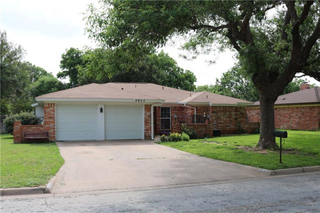 4625 Pamela Drive, Abilene, TX 79606 (MLS #14094630) :: Ann Carr Real Estate