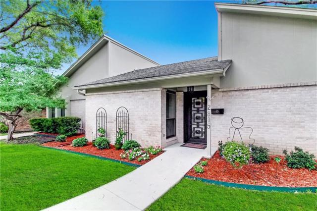 2815 S Surrey Drive, Carrollton, TX 75006 (MLS #14094642) :: The Chad Smith Team