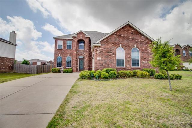 1305 Madison Drive, Wylie, TX 75098 (MLS #14094693) :: Baldree Home Team