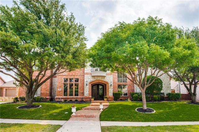 505 Old Course Circle, Mckinney, TX 75072 (MLS #14094815) :: All Cities Realty